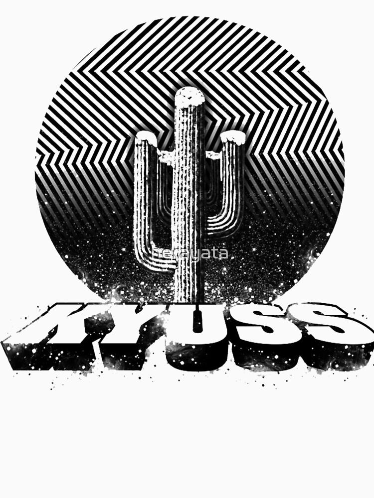 kyuss stoner by herayata