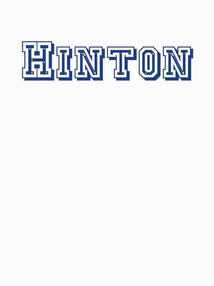 Hinton by CreativeTs