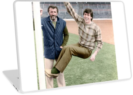 Danny McGrain Pat Bonnar in colour by AndythephotoDr