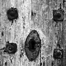 The keyhole by Christian  Zammit