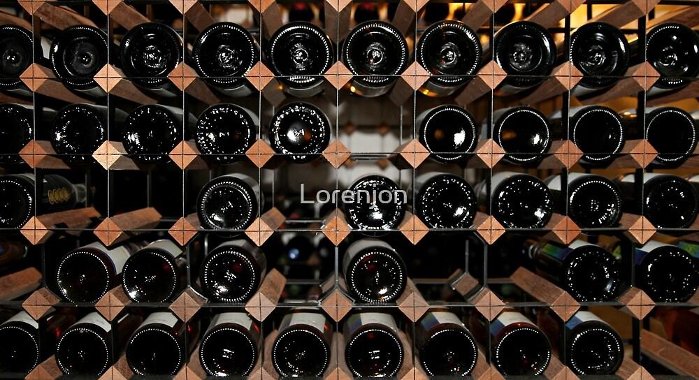 Wine Cellar by Loren Jon Photographer