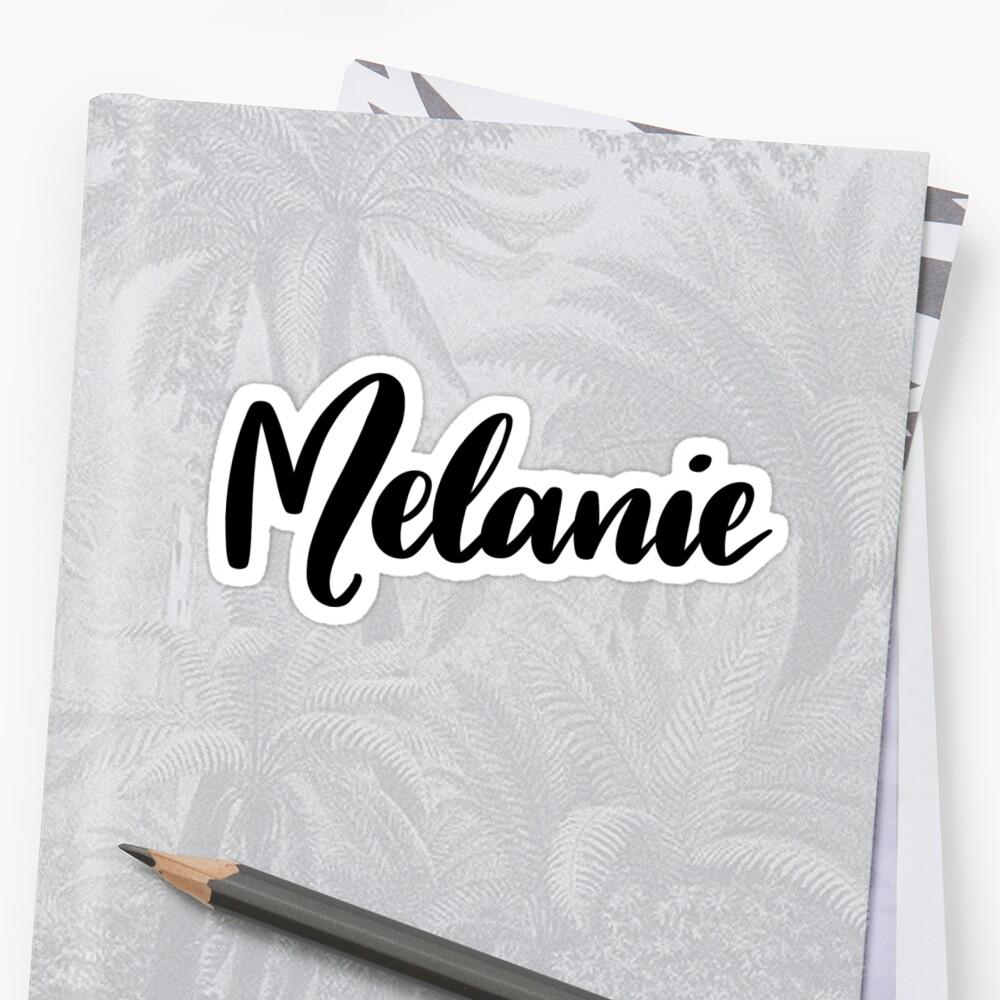 Melanie  by ellietography