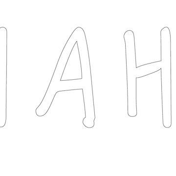"""Nah."" by LeonieLunatic"