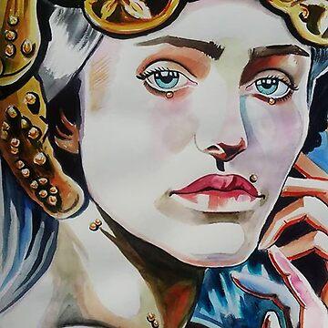 Goddess by Jules37
