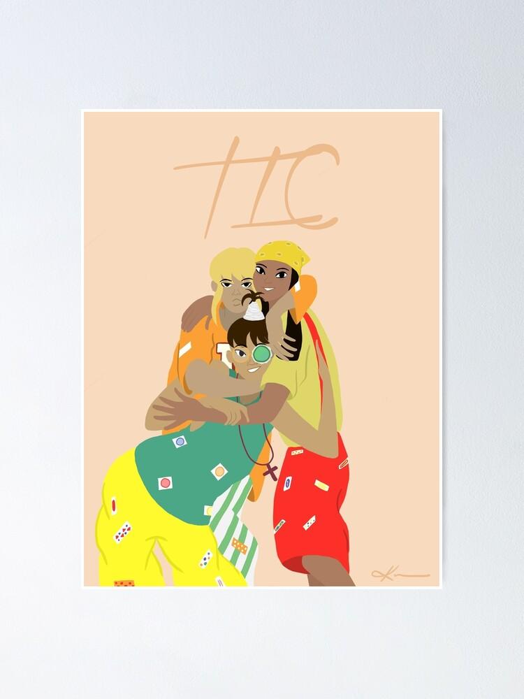 CANVAS TLC Art Print Poster