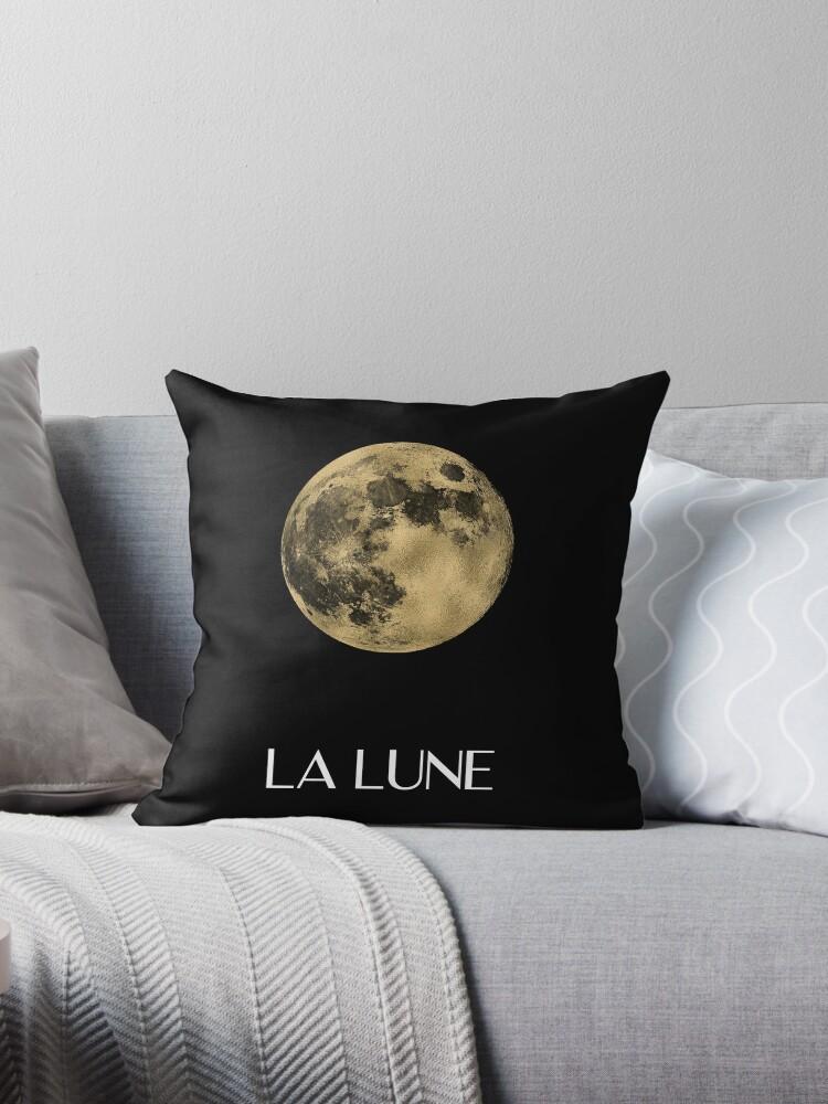 La lune - jet black golden by RoseAesthetic