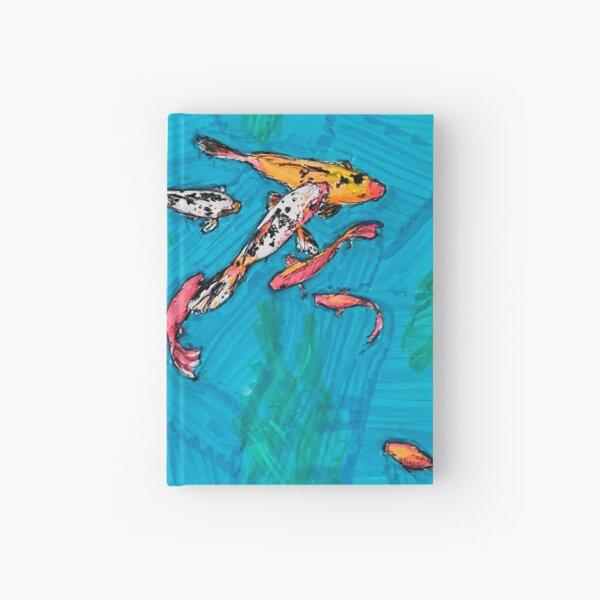 Highlighter Fish Hardcover Journal
