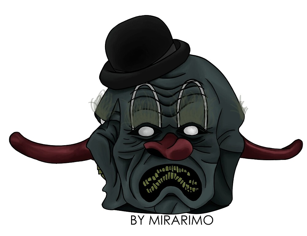 Kai Anderson's Clown Mask by Mirarimo