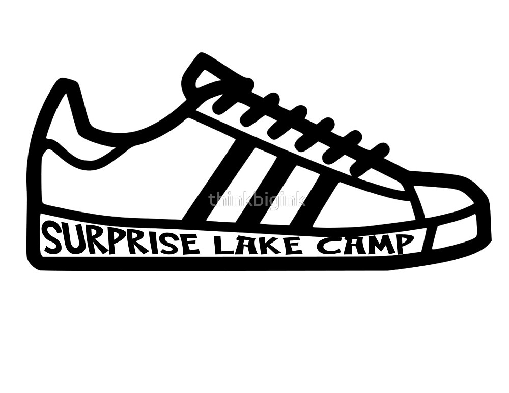 Surprise Lake Camp Sneaker by thinkbigink