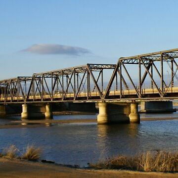 Old Scamander Bridge by UncaDeej