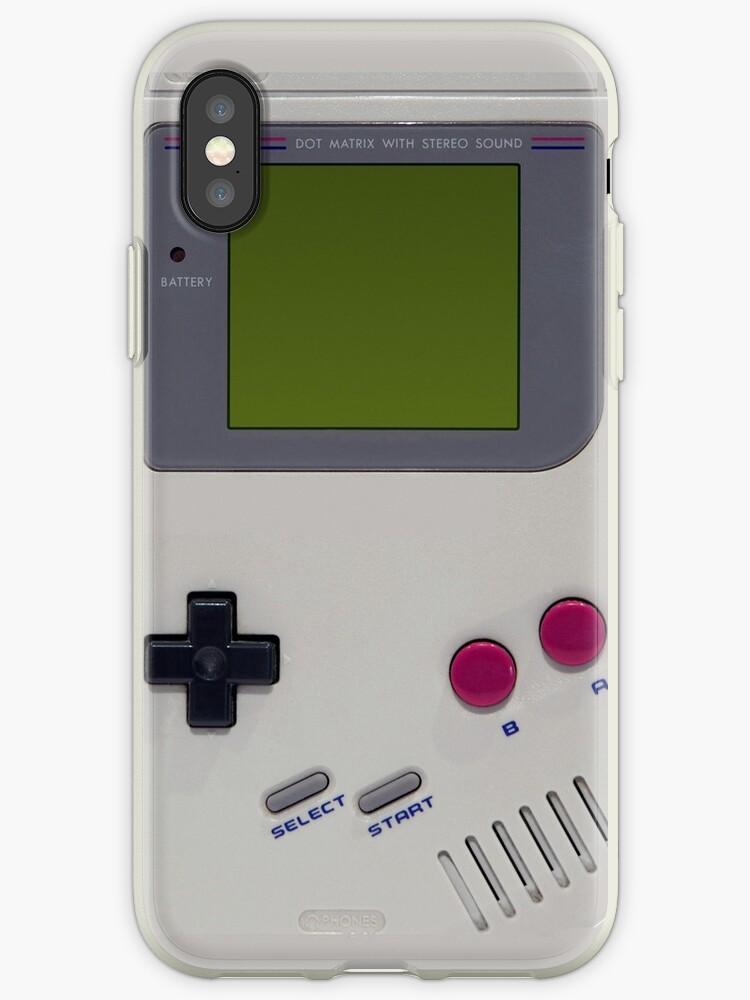 Game Boy by InTrendSick