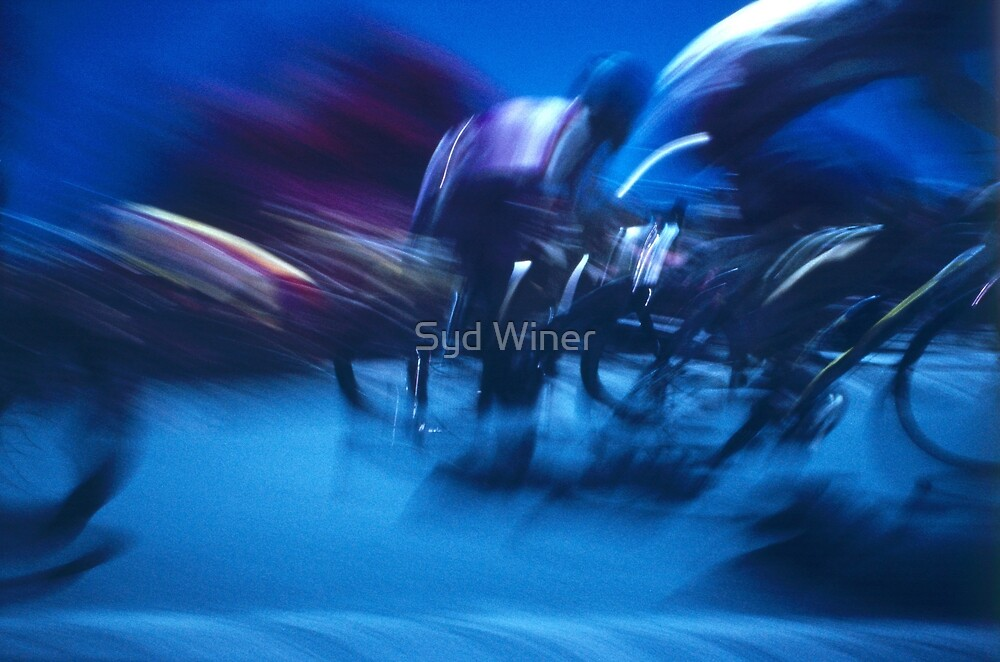 The Riders 2009 No.34 by Syd Winer