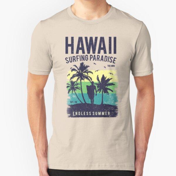 HAWAII Slim Fit T-Shirt