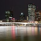 Brisbane CBD by Newsworthy