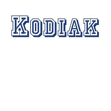 Kodiak by CreativeTs