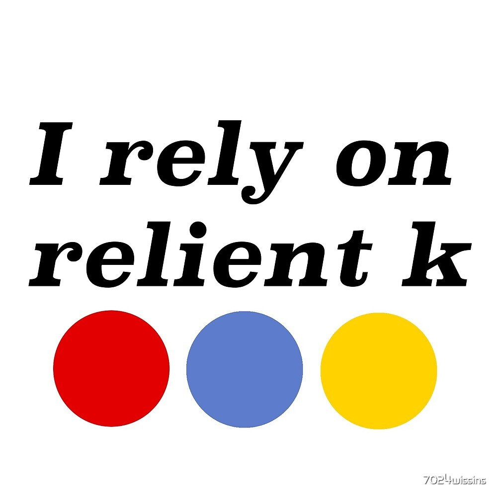 I rely on Relient K by 7024wissins
