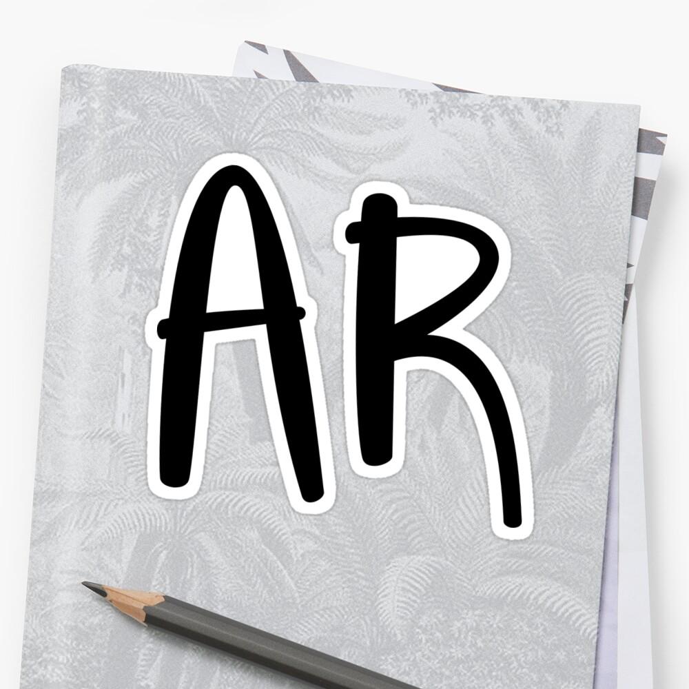 AR by Morgan Turrentine