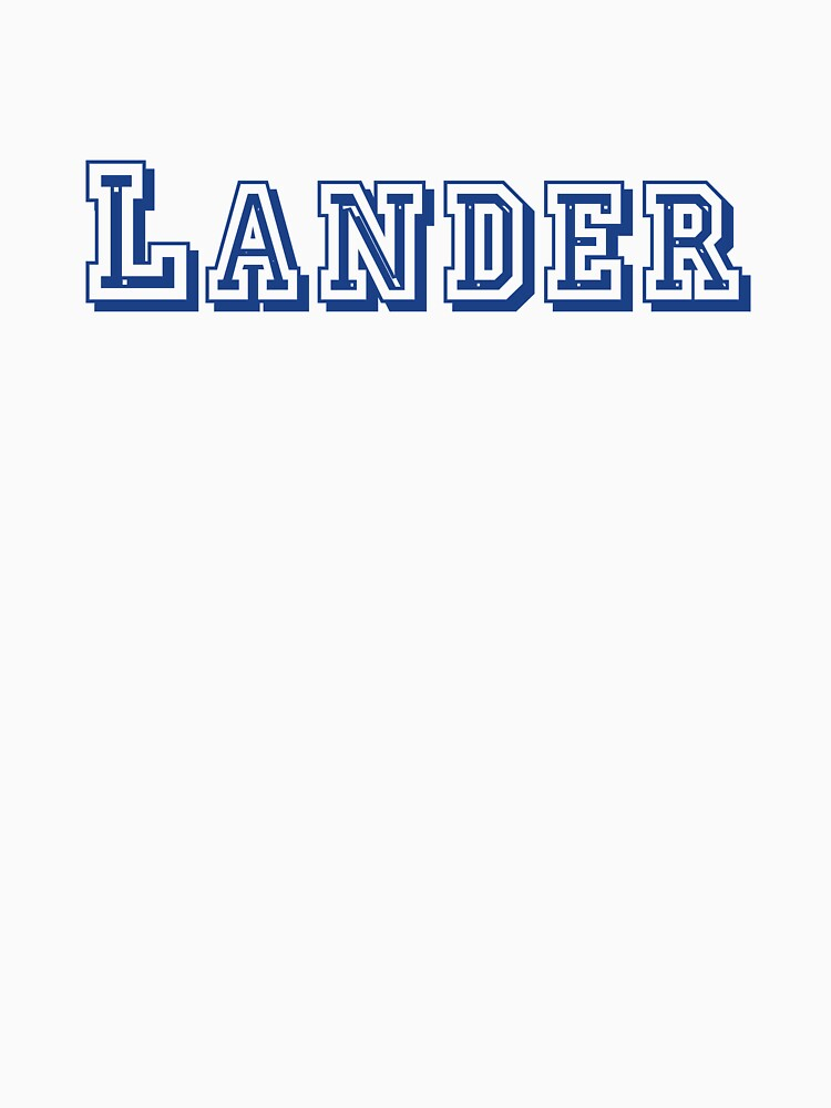 Lander by CreativeTs
