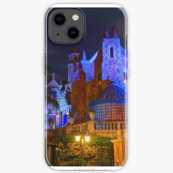 Welcome to the Haunted Mansion iPhone Soft Case