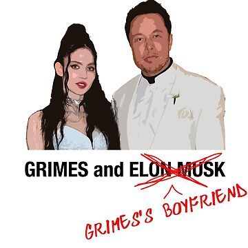 Musk and Grimes - Couple of the Year by DTS-Artwork