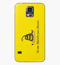 Don't Tread On Moi Case/Skin for Samsung Galaxy