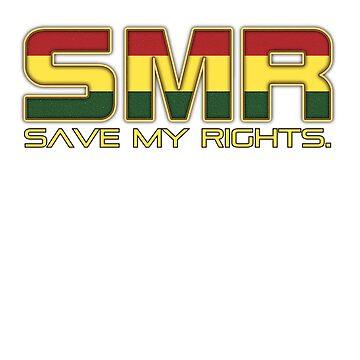 SMR Reggae Rastaman by vikisa
