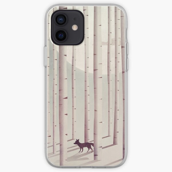 Serene Forest iPhone Soft Case