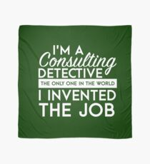 Sherlock - Consulting detective Scarf