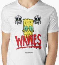 "WAVVES ""Drippy"" Design T-Shirt"