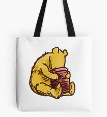 WINNIE THE POOH - Pooh Bear & honey pot  Tote Bag