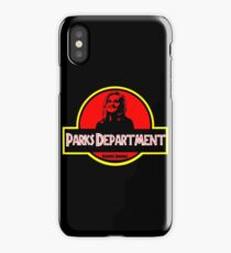 Parks Department iPhone Case/Skin