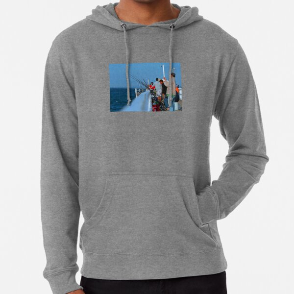Catch of the Day Lightweight Hoodie