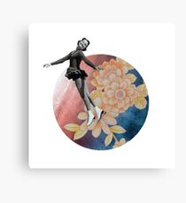 The Girl Can't Help It Canvas Print