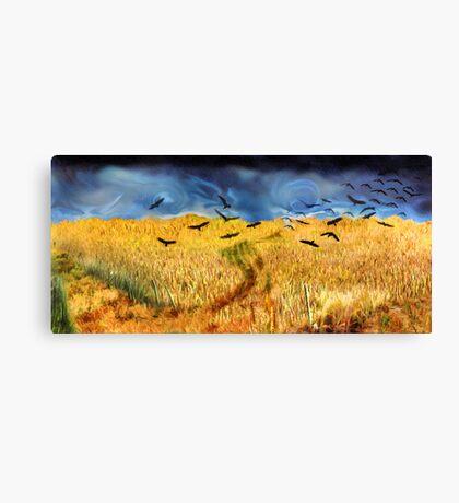 OMAGGIO A VAN GOGH Canvas Print