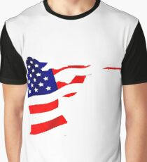 American Shooter Graphic T-Shirt