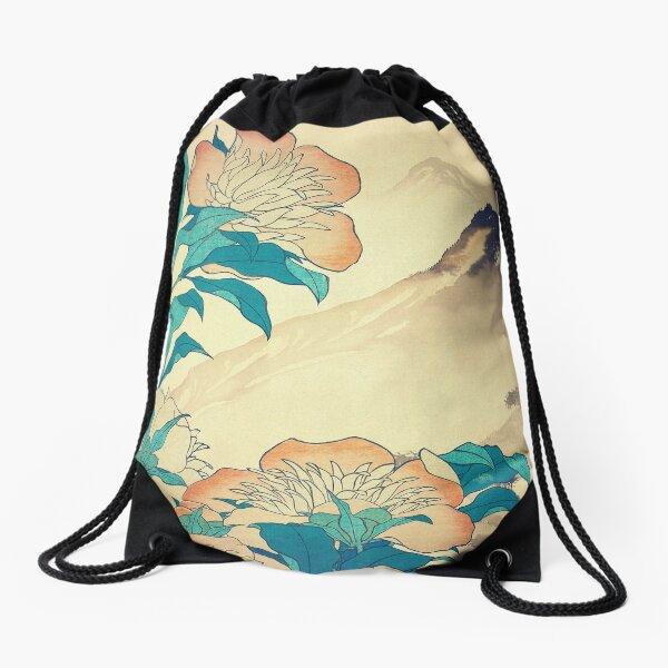 Mutual Admiration in Dana Drawstring Bag