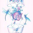 Heart Strings by art-by-miss-e