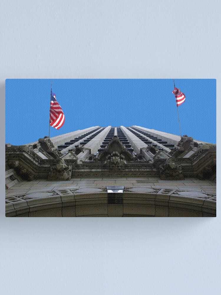 Alternate view of Looking Up! Canvas Print
