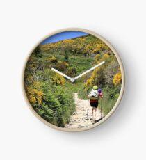 Reloj Walker en El Camino de Santiago, España