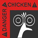 !DANGER!CHICKEN! (dark) by Etakeh