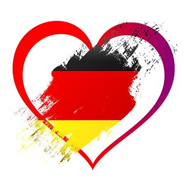 Germany - I love Germany by Scirocko