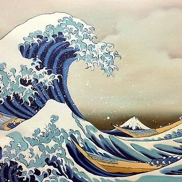 The great wave by Noshin95