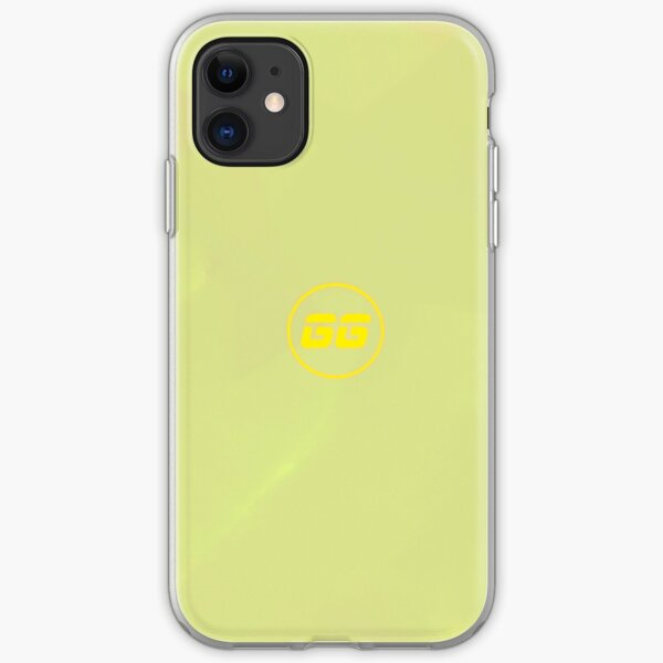 SiegeGG - Yellow Washed iPhone Soft Case