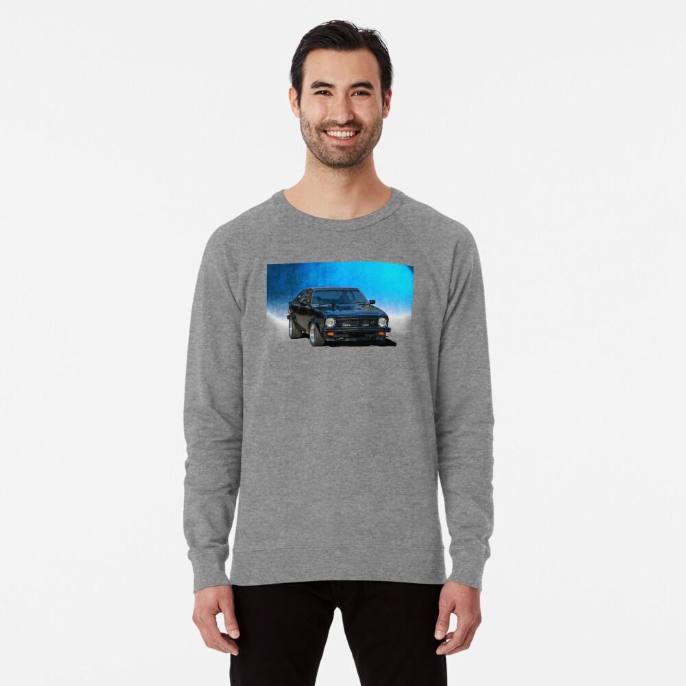Black Torana SS Hatchback Lightweight Sweatshirt