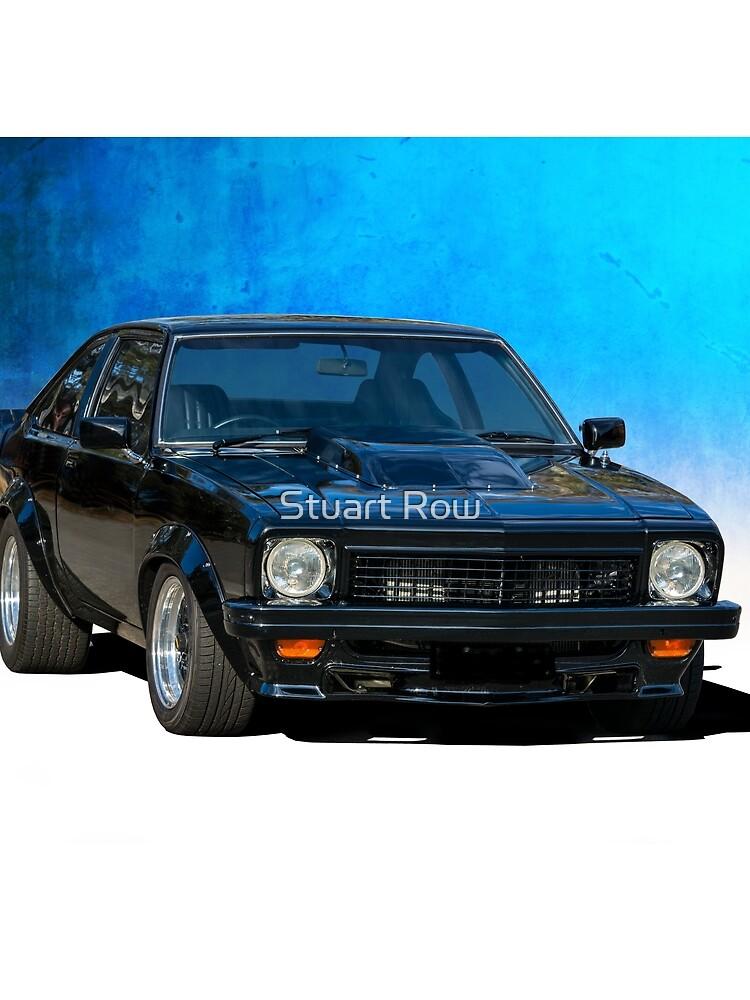 Black Torana SS Hatchback by StuartRow