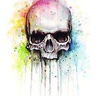 Comix Skull - Design  by doublel19