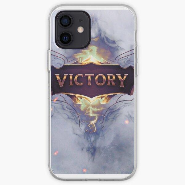 League of Legends Victoire Coque souple iPhone