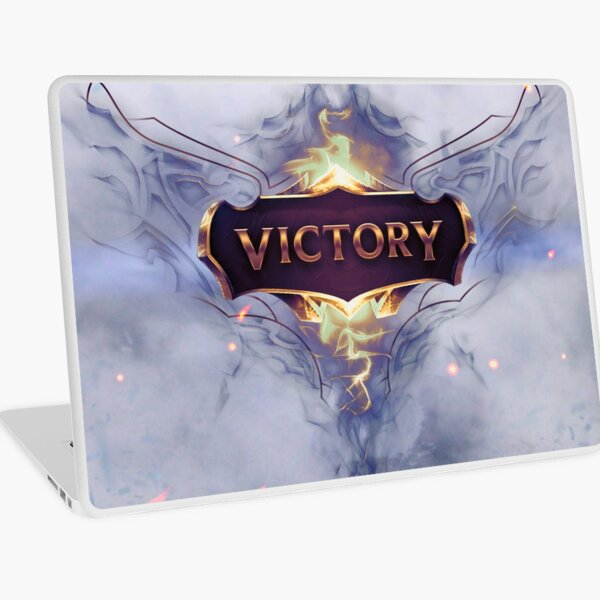 League of Legends Victory Laptop Skin
