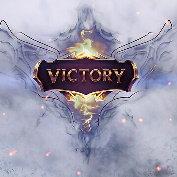 League of Legends Victory by AlexTrpmn