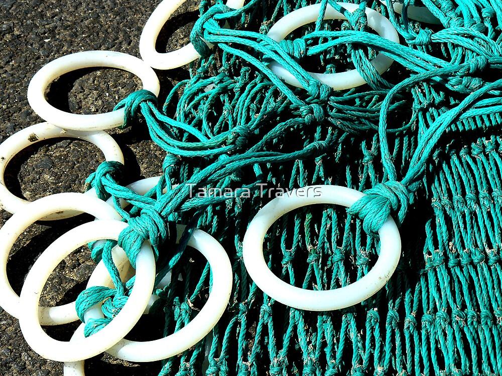 Fishing nets by Tamara Travers